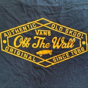 Vans Mens XL T Shirt
